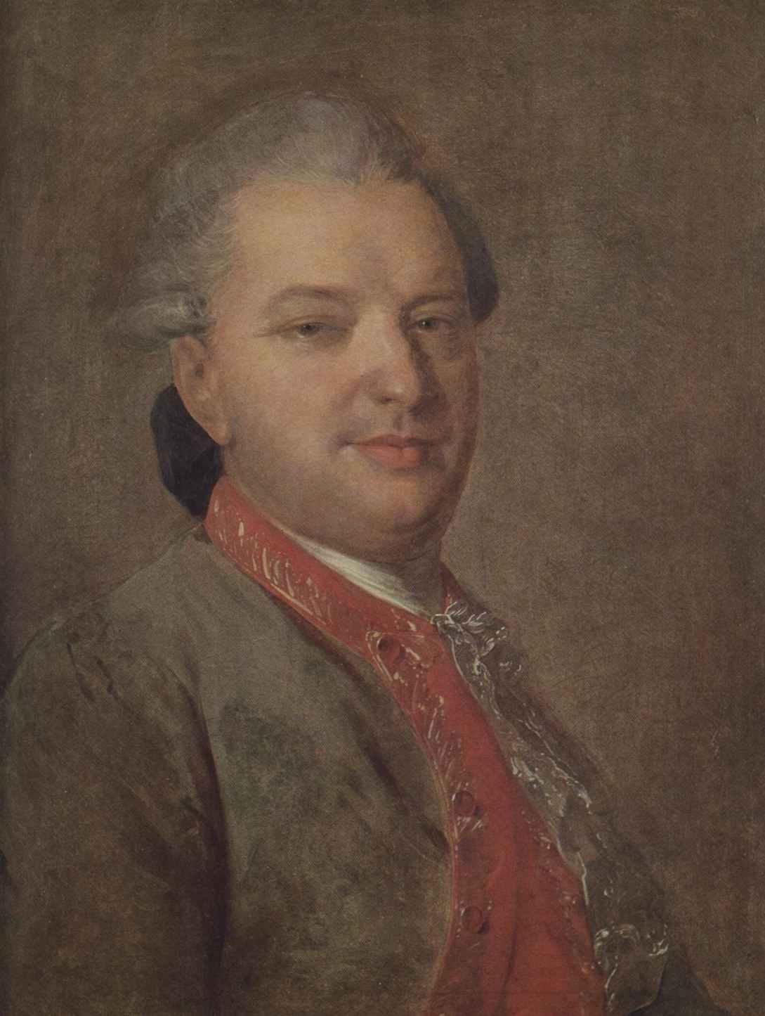 Картины. Русское искусство XVIII века